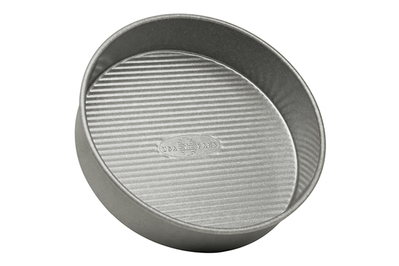 USA Pan Aluminized Steel 9x2 Inch Round Layer Cake Pan