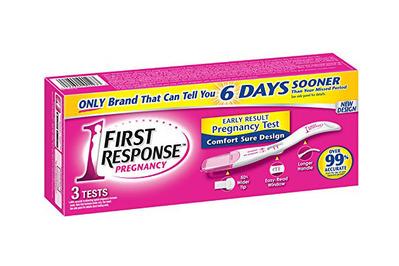 First Response manual test