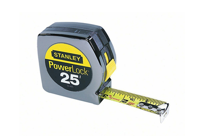 25-foot Stanley PowerLock Tape Measure