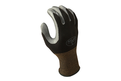 Atlas Nitrile Gloves (Black)
