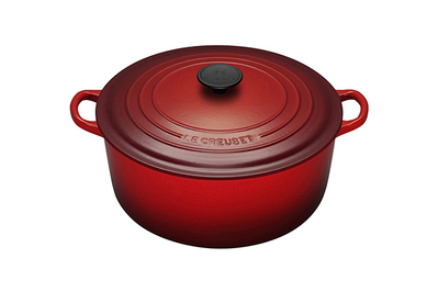 Le Creuset Signature Enameled Cast-Iron 5½-Quart Round French Oven