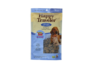 Ark Naturals Happy Traveler Soft Chews