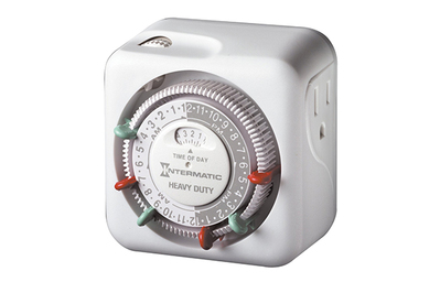 Intermatic TN311 15-amp Heavy Duty Grounded Timer