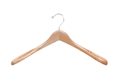 Kirby Allison's Hanger Project Luxury Wooden Jacket Hanger