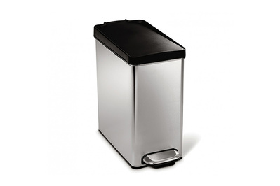 White Bathroom Garbage Cans the best small trash cans | the sweethome