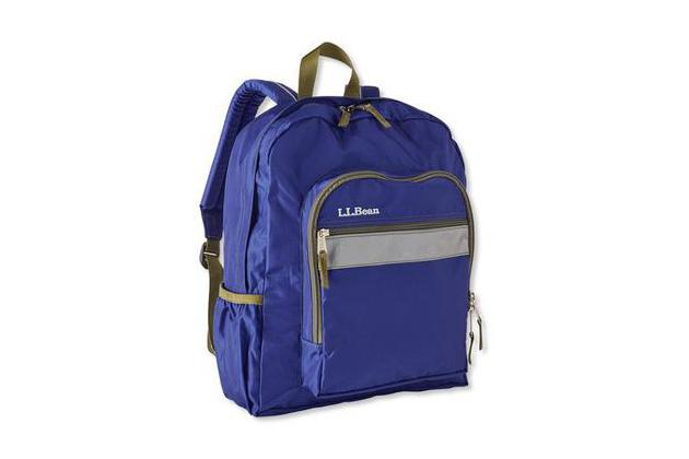 L.L.Bean Original Book Pack (Solid Colors)