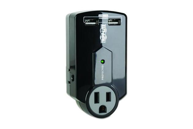 Tripp Lite Protect It 3-Outlet Surge Protector