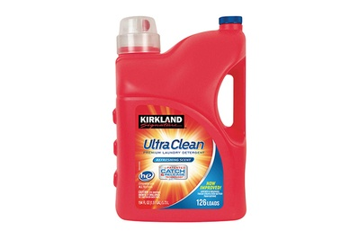 Kirkland Ultra Clean liquid (Costco's store brand)