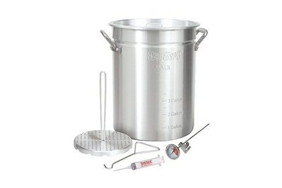 Bayou Classic Aluminum Turkey Fryer Stockpot