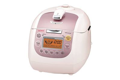 Cuckoo 10-Cup Electric Pressure Rice Cooker