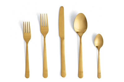 Almoco Flatware (gold)