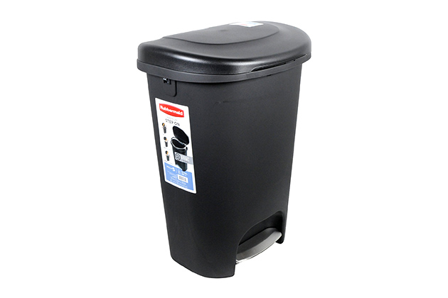 Rubbermaid Step-On Wastebasket