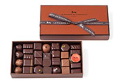 La Maison Du Chocolat Coffret Maison Dark only