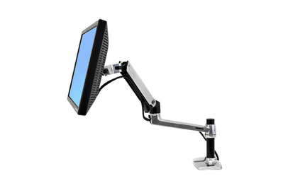 "Single Monitor Arm Fully Adjustable Desk Mount Stand For 10 Screen up to 27/"" US"