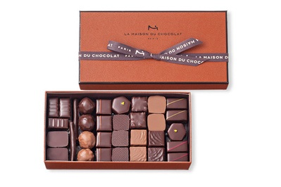 La Maison du Chocolat Coffert Maison Assorted