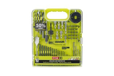 Ryobi 60-Piece Drill and Drive Kit