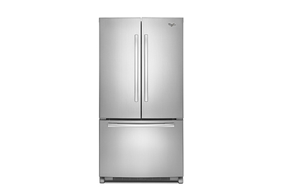 whirlpool side by side refrigerator white. whirlpool wrf535smhz side by refrigerator white