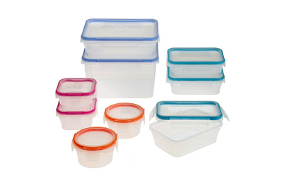 Snapware 18-Piece Total Solution Plastic Food Storage Set
