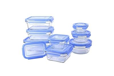 Glasslock 18-Piece Container Set