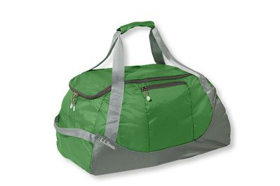 LL Bean's Lightweight Packable Duffle