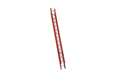 Louisville FE3228 28 ft Fiberglass Multi-section Extension Ladder