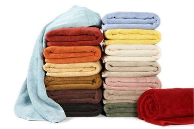 Caro Home Micro Cotton Towel