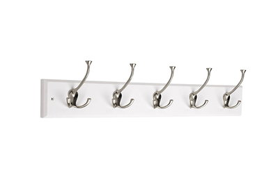 Liberty 129848 Hook Rail/Coat Rack
