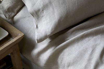 Rough Linen Sheet