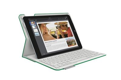 Logitech Type+ Protective Case with Integrated Keyboard