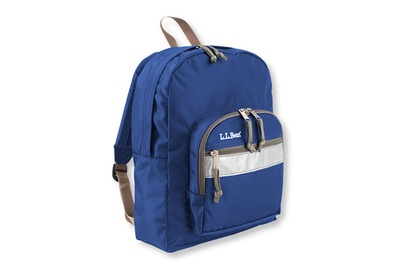 L.L.Bean Junior Original Book Pack (Solid Colors)