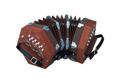 Hohner 20 Key Concertina