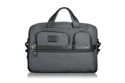 Tumi Alpha 2 T-Pass Medium Screen Laptop Slim Brief