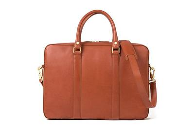 Linjer Soft Briefcase