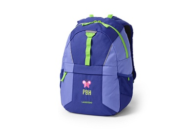 Lands' End ClassMate Small Backpack (Solid Colors)