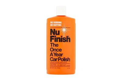 Nu Finish Car Polish (Liquid)