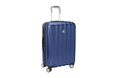 Delsey Helium Aero 25-Inch Expandable Spinner Trolley