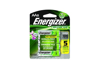 The best rechargeable aa and aaa batteries reviews by wirecutter energizer recharge universal fandeluxe Choice Image