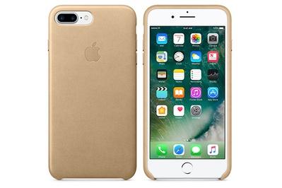 Apple iPhone 8 Plus/7 Plus Leather Case