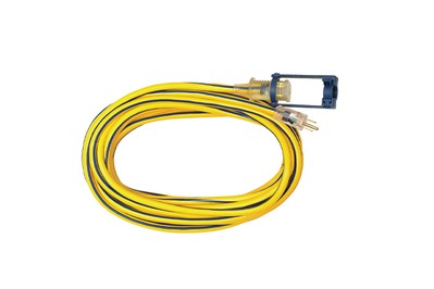 Voltec Industries 50-ft Yellow Outdoor Extension Cord