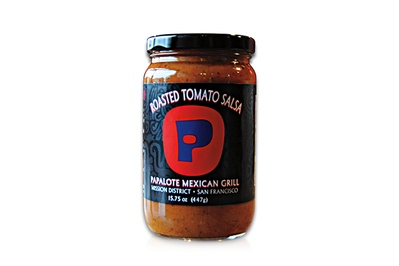 Papalote Roasted Tomato Salsa