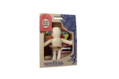 Seedling Create Your Own Designer Dolly Kit