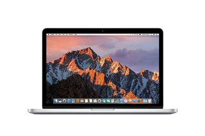 MacBook Pro (13-inch, Early 2015) with 256 GB storage