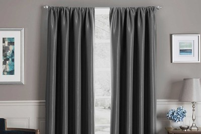 sebastian insulated total blackout window curtains