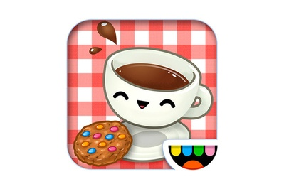 Toca Tea Party (iOS)