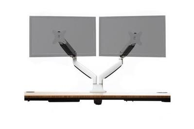 Full Jarvis Dual Monitor Arm