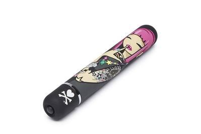 Tokidoki x Lovehoney 7 Function Girl Power Vibrator