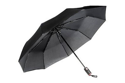 Personalized Voyager Foldable Umbrella Rain Compact Travel Umbrella