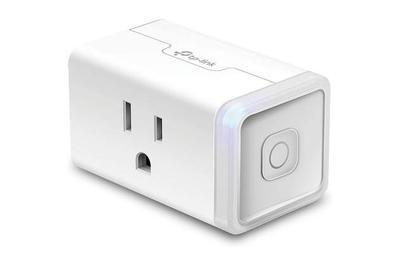 Kasa Smart Wi-Fi Plug Mini (HS105)