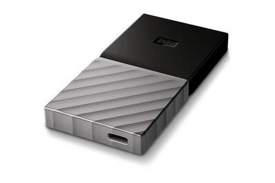 512 GB Western Digital My Passport SSD