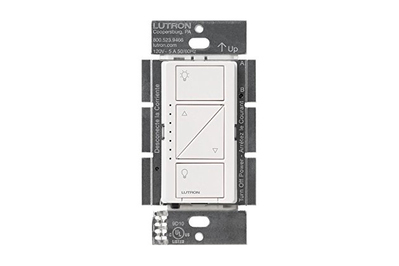 Lutron Caséta Wireless In-Wall Smart Dimmer
